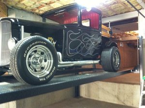 1931 Ford Pickup Hot Rod (Stonehem, MA) $39,900 obo For Sale