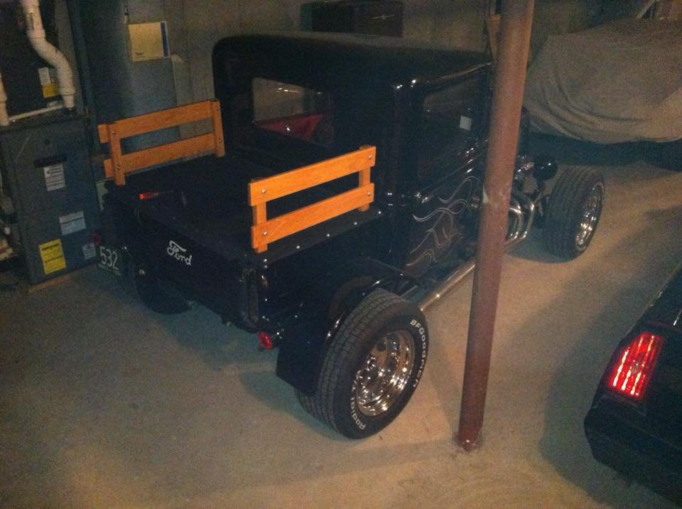 1931 Ford Pickup Hot Rod (Stonehem, MA) $39,900 obo For Sale (picture 3 of 4)