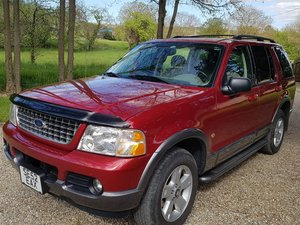 2003 Ford Explorer XLT 4.0 petrol Automatic 4X4   For Sale