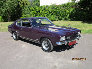 1970 Ford Capri Mk1 3000E (Stunning Example Throughout) For Sale