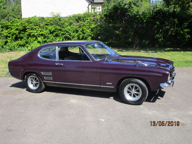 1970 Ford Capri Mk1 3000E (Stunning Example Throughout) For Sale (picture 2 of 6)