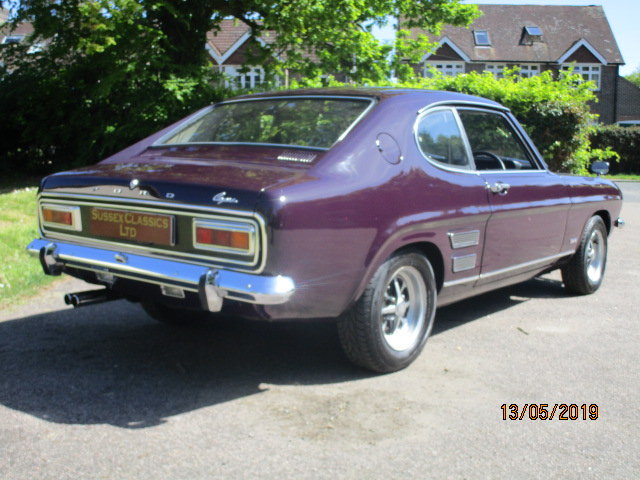 1970 Ford Capri Mk1 3000E (Stunning Example Throughout) For Sale (picture 3 of 6)
