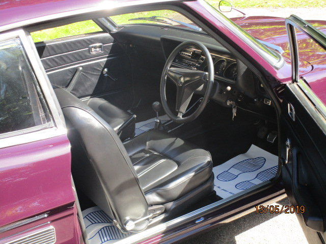 1970 Ford Capri Mk1 3000E (Stunning Example Throughout) For Sale (picture 4 of 6)