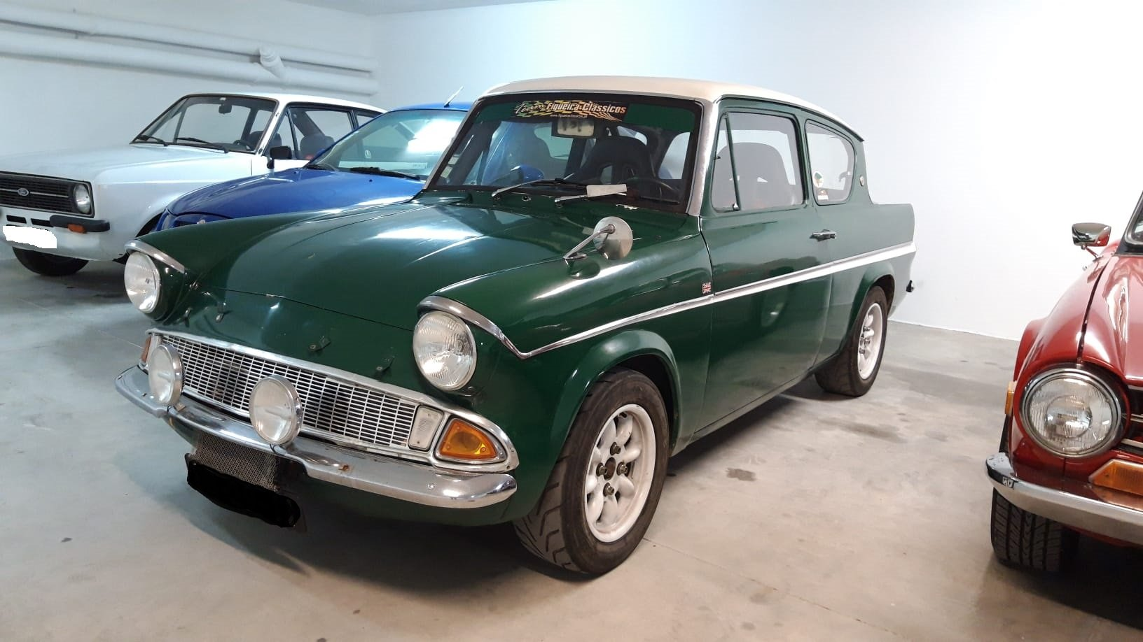 1967 FORD ANGLIA SOLD (picture 1 of 6)