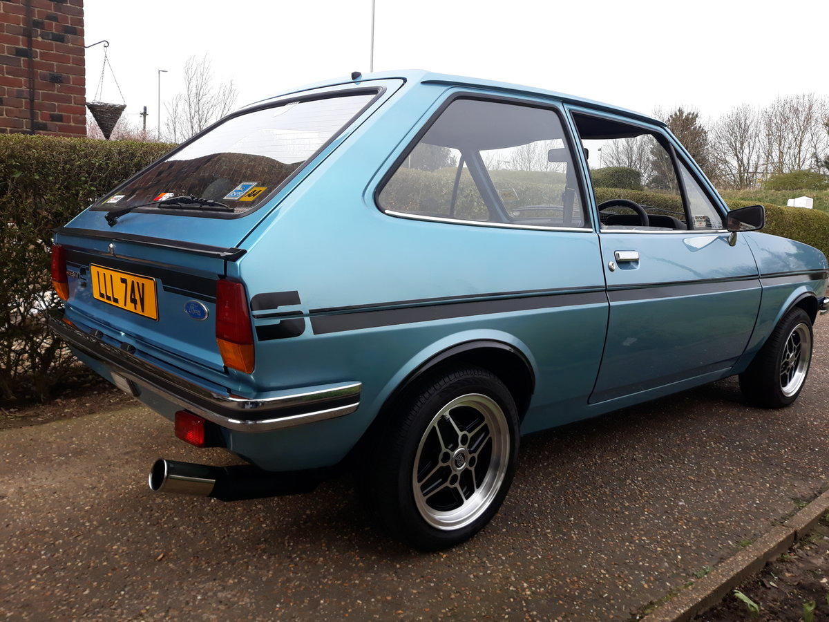 1980 MK1 Ford Fiesta 1.1L SOLD (picture 2 of 6)