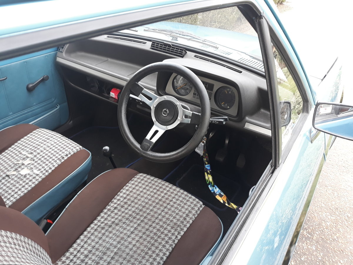 1980 MK1 Ford Fiesta 1.1L SOLD (picture 6 of 6)