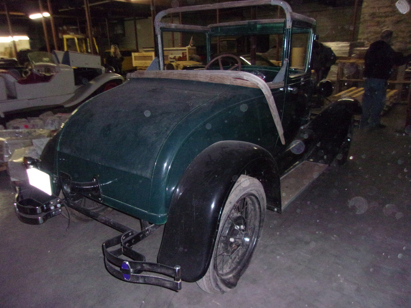 1928 Ford Model A Sport Coupe For Sale (picture 4 of 4)