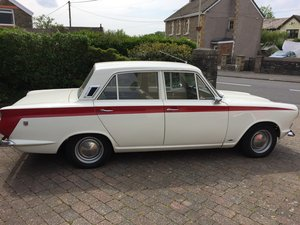 1965 Immaculate Cortina Mk1 GT with all paperwork For Sale