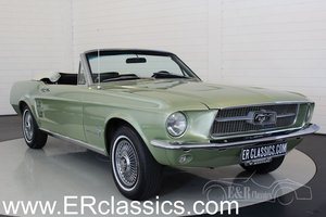 Ford Mustang A-code V8 Cabriolet 1967 rebuilt engine For Sale