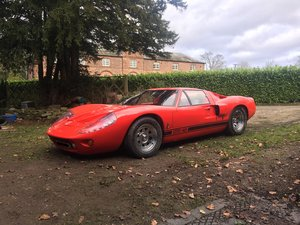 1988 Ford GT40 KVA MK III For Sale