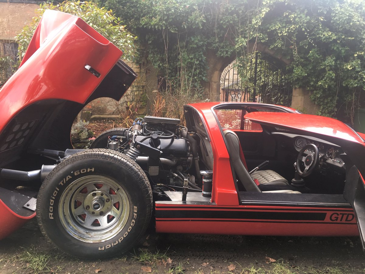 1988 Ford GT40 KVA MK III For Sale (picture 2 of 6)