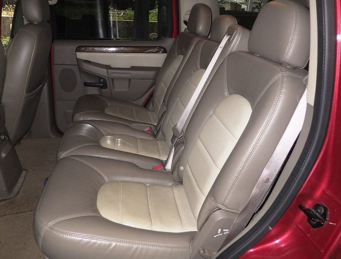 2004 FORD EXPLORER 4.6 EDDIE BAUER AUTOMATIC * 7 SEATER 4X4 For Sale (picture 6 of 6)