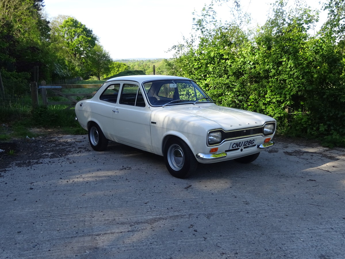 1969 Arriving soon - Ford Escort MK1 Twin Cam - Concours For Sale (picture 1 of 6)