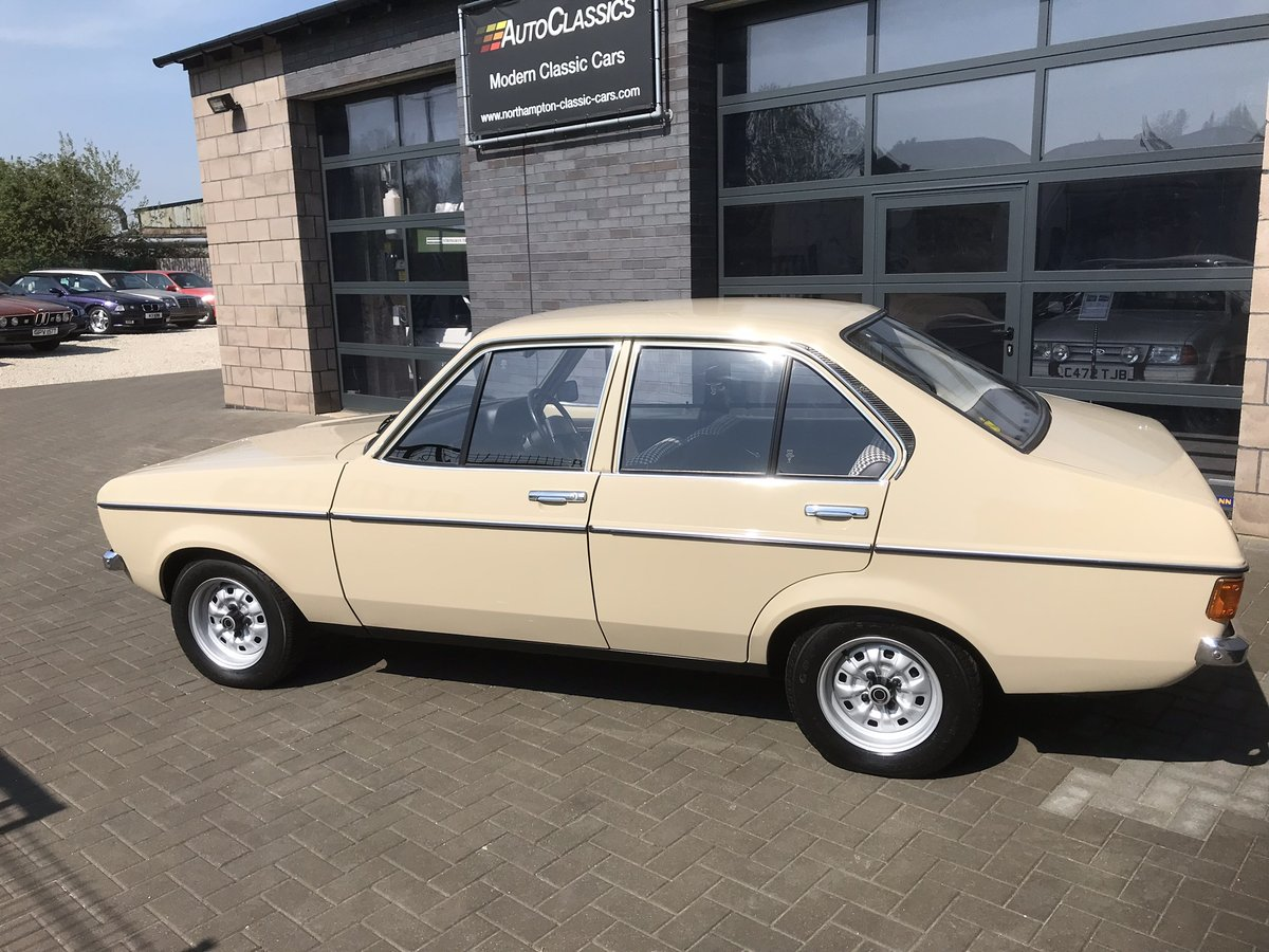 1980 Ford Escort Mk 2 1.3 L 15,000 Miles One Owner For Sale (picture 6 of 6)