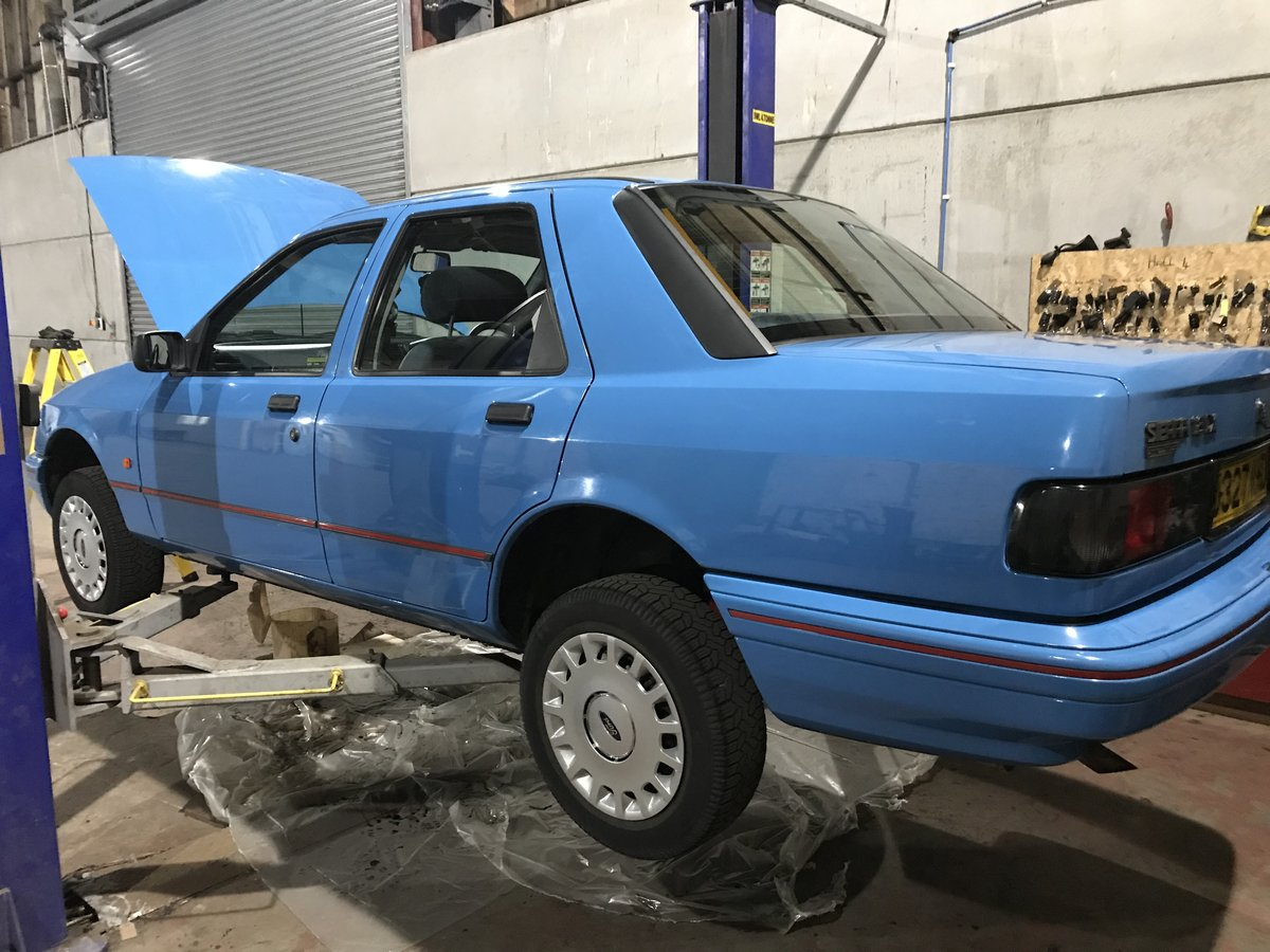 1992 Sierra sapphire For Sale (picture 4 of 5)