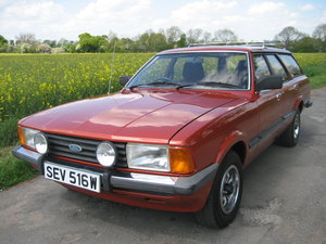 1980 Ford Cortina Estate 2.0GLS 47000 mls only For Sale