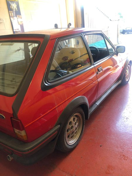 1988 Ford Fiesta MII XR2 - One owner 55,000 miles For Sale by Auction (picture 1 of 1)