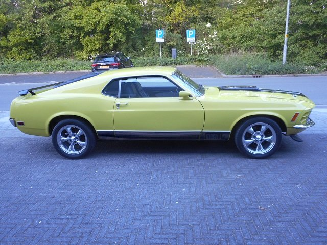 1970 FORD MUSTANG MACH 1 For Sale (picture 6 of 6)