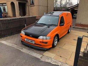 1992 Ford Escort Van RS2000 Engine at Morris Leslie Auction For Sale by Auction