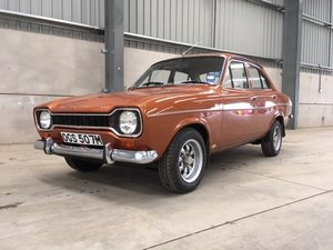 1974 Ford Escort 1300 L at Morris Leslie Auction 25th May SOLD by Auction