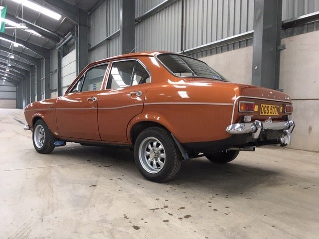 1974 Ford Escort 1300 L at Morris Leslie Auction 25th May SOLD by Auction (picture 2 of 6)