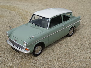 "Ford Anglia ""Super"" – Time Warp Example For Sale"