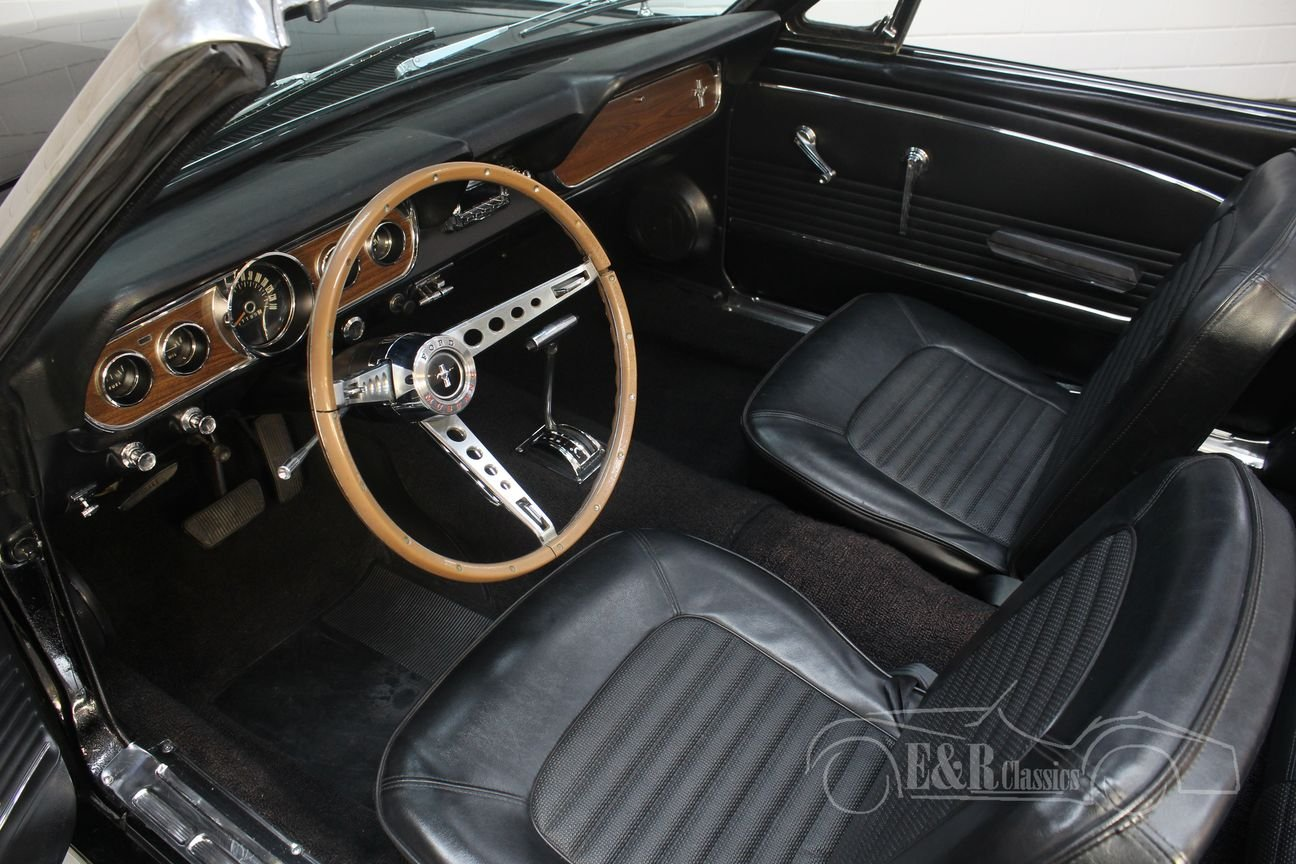 Ford Mustang Cabriolet 1966 4.7L V8 Top condition For Sale (picture 3 of 6)