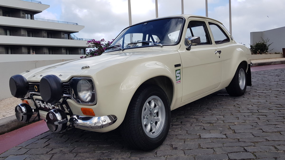 1971 Ford Escort Twin Cam  ( Lotus ) For Sale (picture 1 of 6)