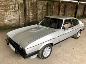 1983 Ford Capri 2.8 Injection For Sale