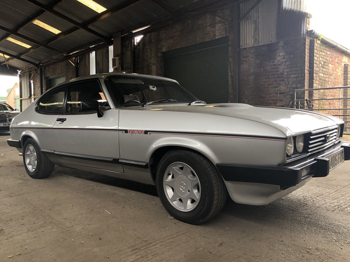 1983 Ford Capri 2.8 Injection SOLD (picture 2 of 6)