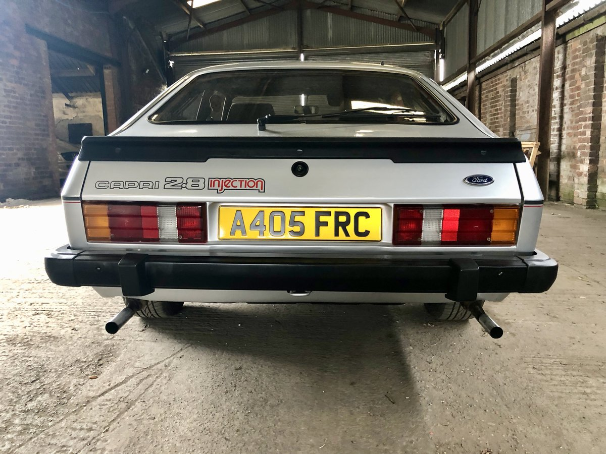 1983 Ford Capri 2.8 Injection SOLD (picture 4 of 6)