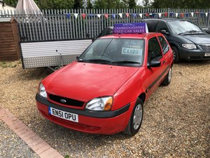 2001 Ford Fiesta 1.3 Fun 5dr For Sale