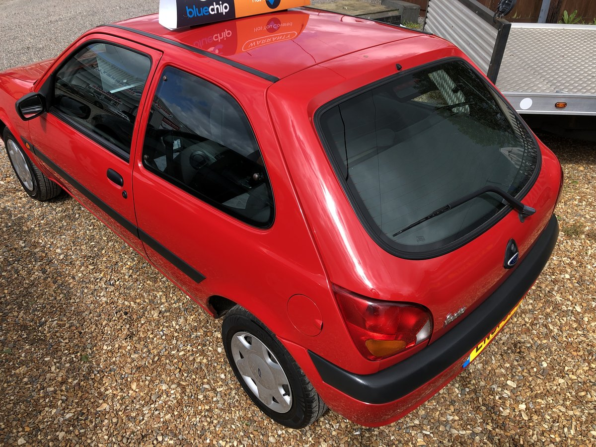 2001 Ford Fiesta 1.3 Fun 5dr For Sale (picture 2 of 6)