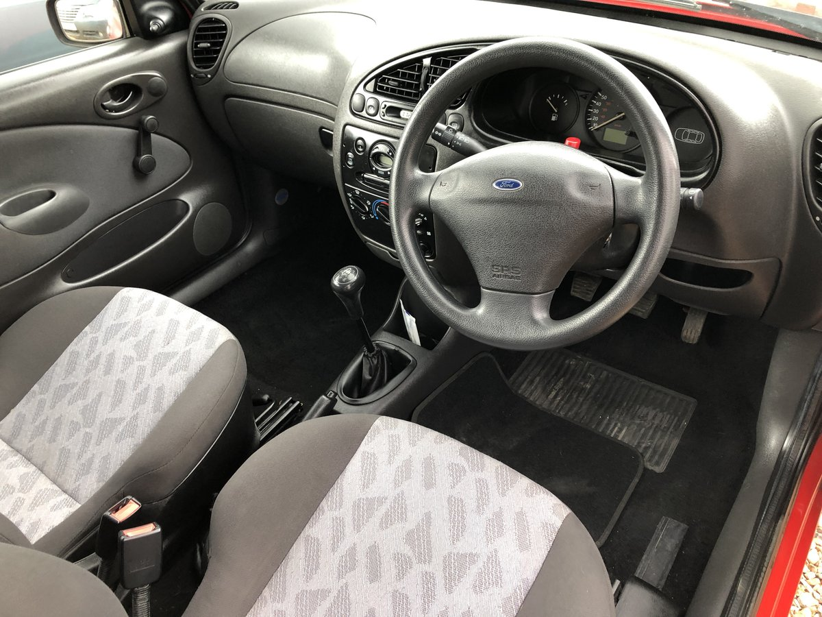 2001 Ford Fiesta 1.3 Fun 5dr For Sale (picture 4 of 6)