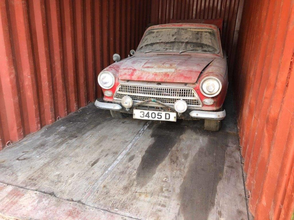 1964 Ford Consul 1500 GT 2 door at ACA 15th June  For Sale (picture 1 of 6)