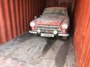 1964 Ford Consul 1500 GT 2 door at ACA 15th June  For Sale