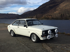 1980 Mk11 Escort For Sale