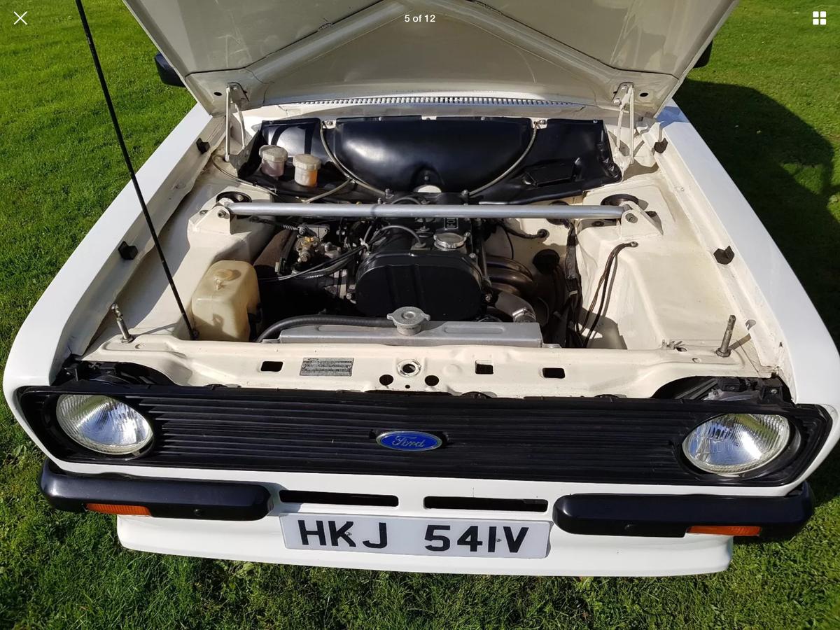 1980 Mk2 Escort For Sale (picture 5 of 6)