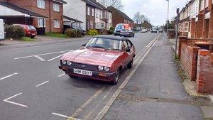 1979 Ford Capri 2.0 GL Automatic *one owner car*