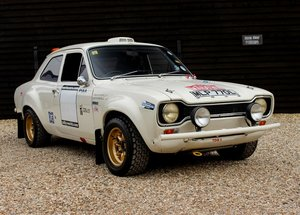 1972 Ford Escort Mk. I RS1600 For Sale