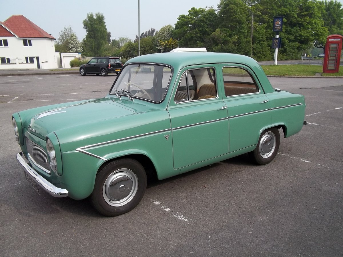 1961 Ford Prefect 107E DEPOSIT TAKEN SOLD (picture 1 of 6)