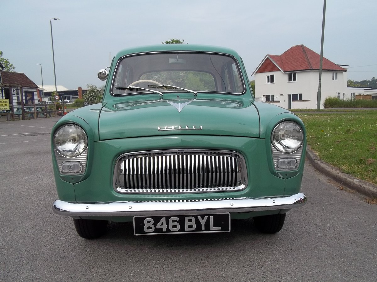 1961 Ford Prefect 107E DEPOSIT TAKEN SOLD (picture 2 of 6)