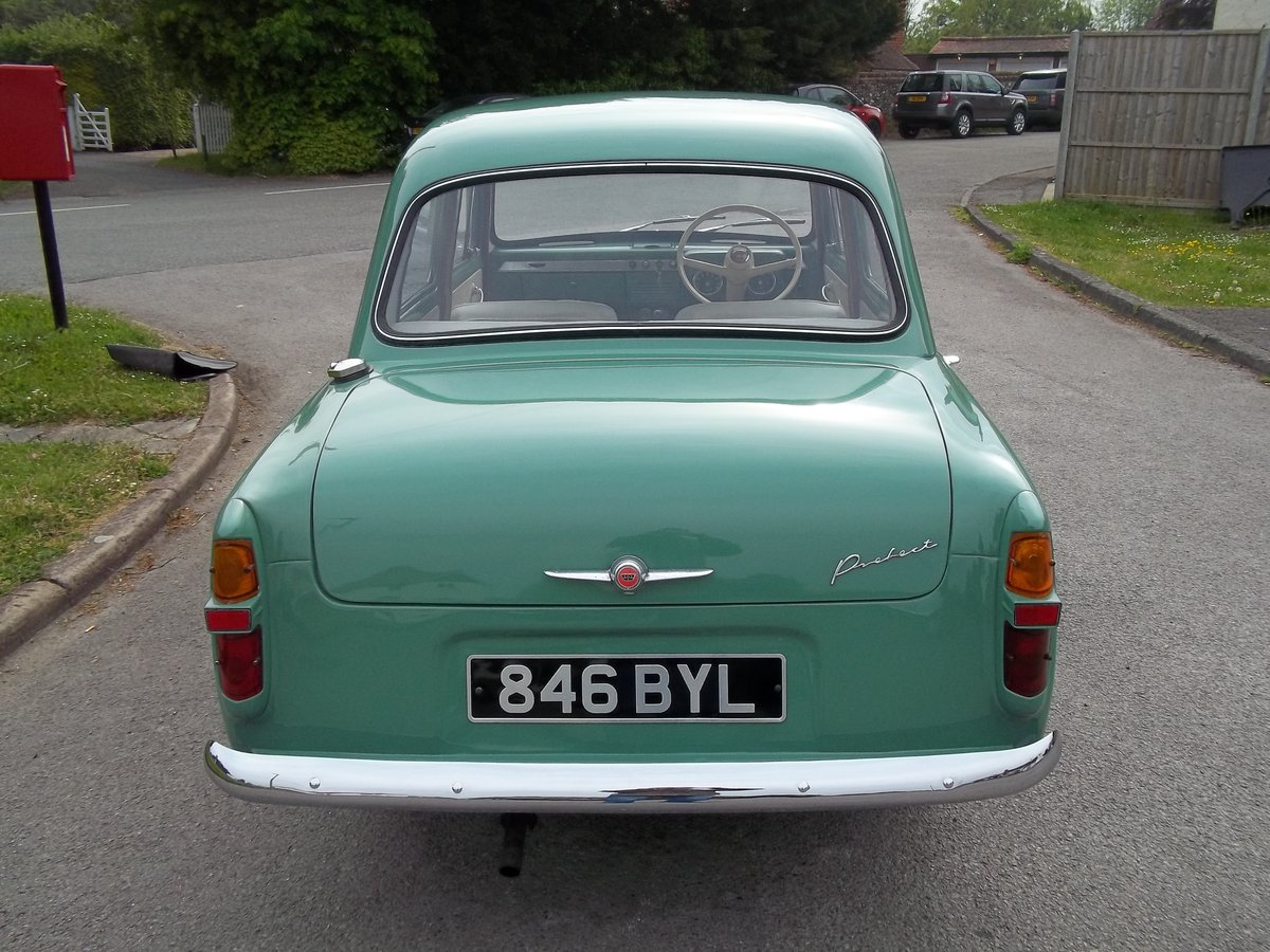 1961 Ford Prefect 107E DEPOSIT TAKEN SOLD (picture 3 of 6)
