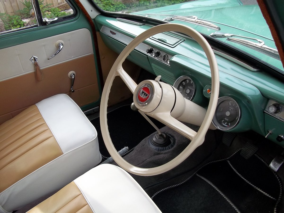 1961 Ford Prefect 107E DEPOSIT TAKEN SOLD (picture 4 of 6)