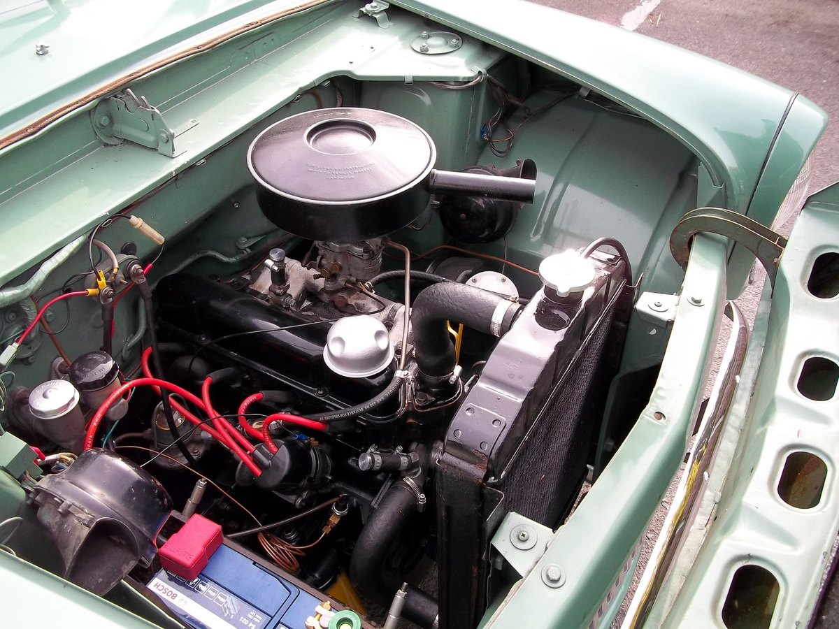 1961 Ford Prefect 107E DEPOSIT TAKEN SOLD (picture 5 of 6)