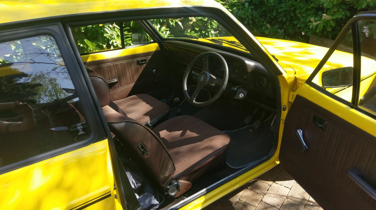 1979 Rare Base Model Mk2 Escort RS2000 SOLD (picture 4 of 6)