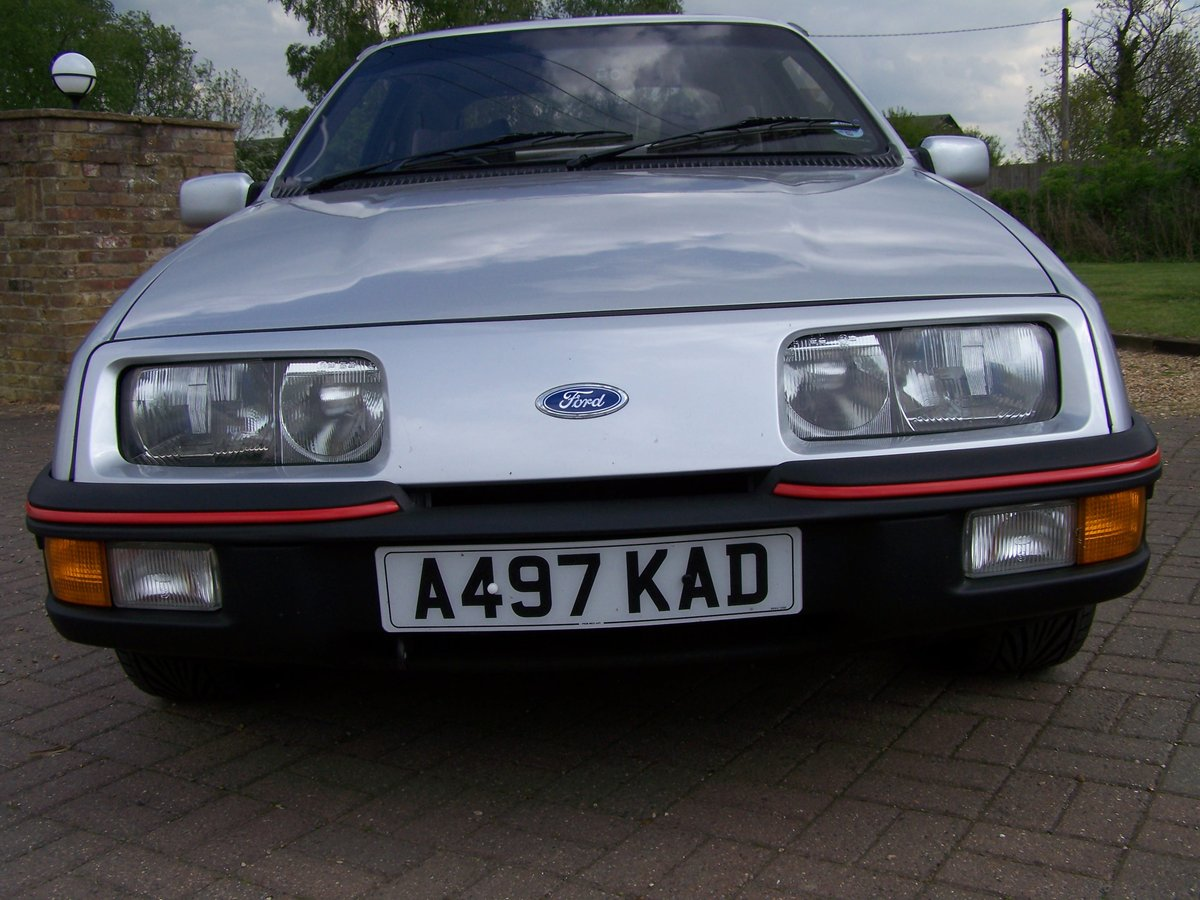 1984 FORD SIERRA XR4I For Sale (picture 3 of 5)