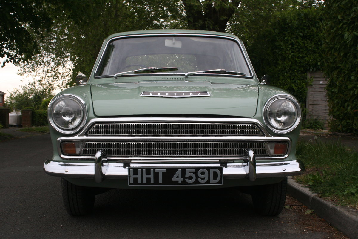 1966 MK1 Ford Cortina 1500 Deluxe For Sale (picture 1 of 6)