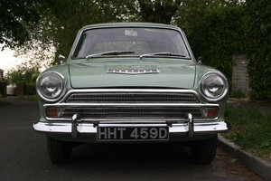 1966 MK1 Ford Cortina 1500 Deluxe For Sale