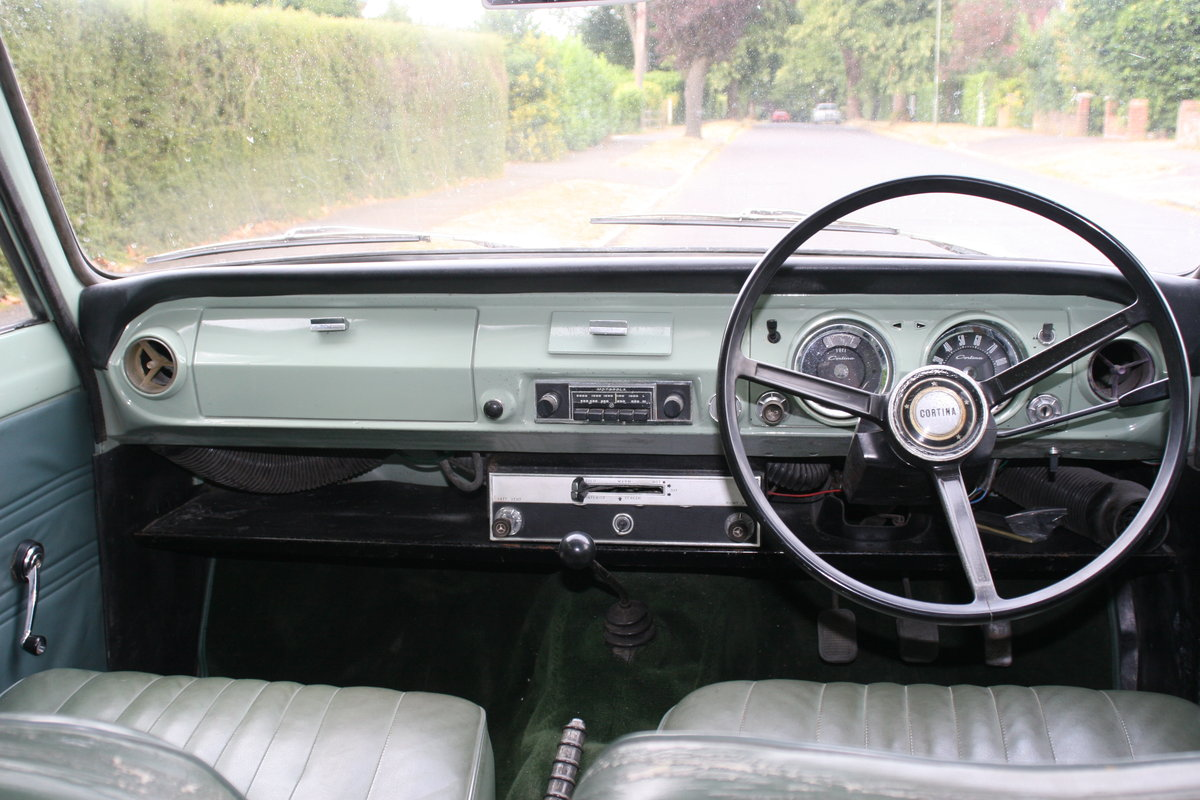 1966 MK1 Ford Cortina 1500 Deluxe For Sale (picture 6 of 6)